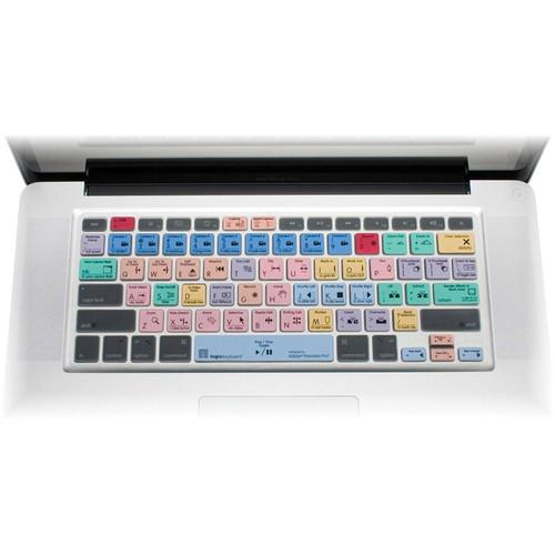 LogicKeyboard Adobe Premiere Pro CS6 - American English MacBook Keyboard Cover