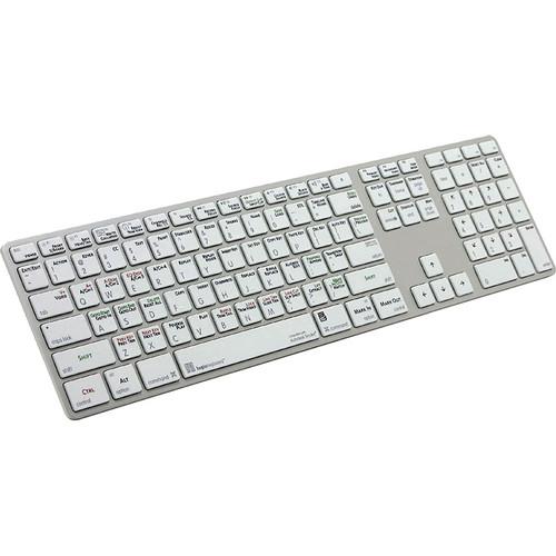 LogicKeyboard Autodesk SMOKE Advance Line Apple Ultra Thin Aluminum Keyboard
