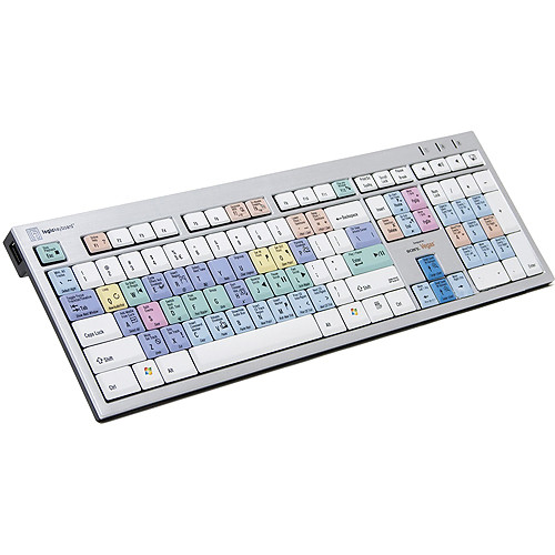 LogicKeyboard Sony Vegas Slim Line PC Keyboard