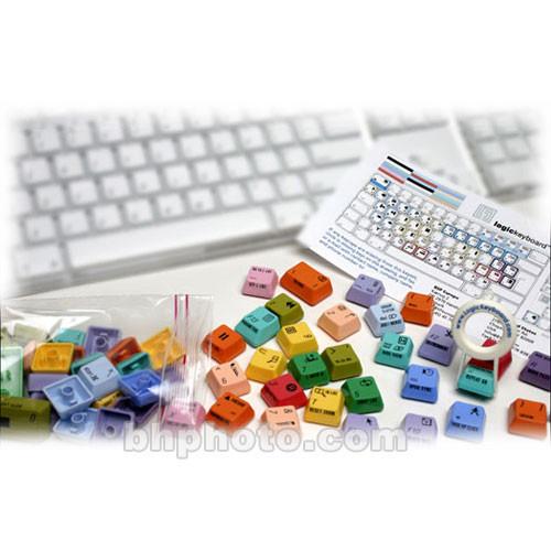 LogicKeyboard Avid Media Composer Keycaps for Apple G5 Keyboard