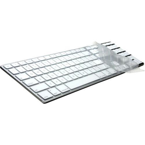 LogicKeyboard LogicSkin Clear Protective Keyboard Cover for Apple Ultra-Thin Aluminum Keyboard