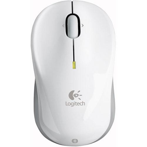 Logitech V470A Cordless Laser Notebook Mouse (Apple)