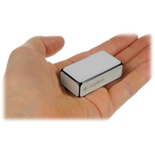 Logitech Cube Mouse (White)