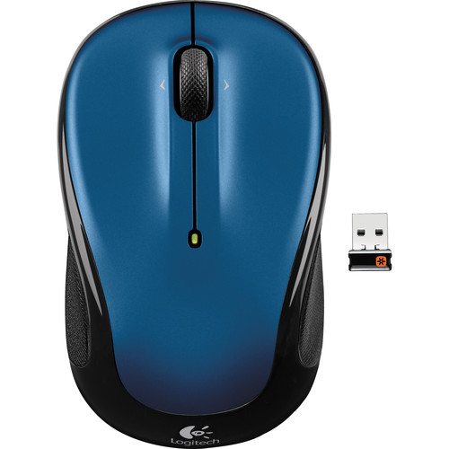 Logitech Wireless Mouse M325 (Blue)