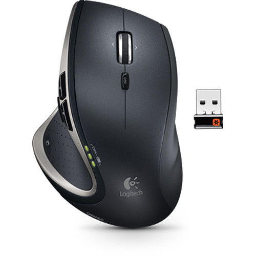 Logitech Performance Mouse MX (White Box)