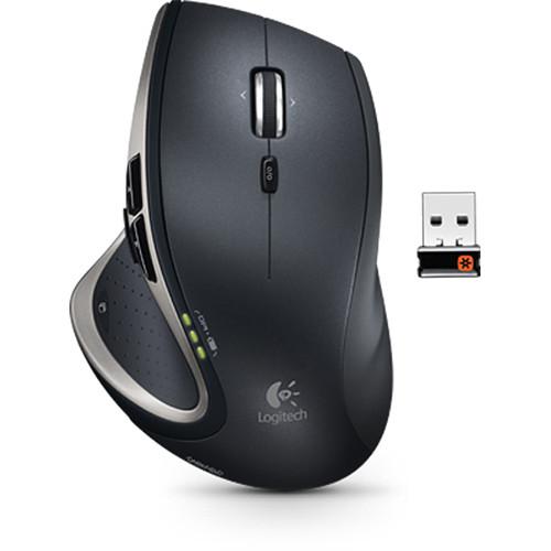 Logitech Performance Mouse MX (White Box)