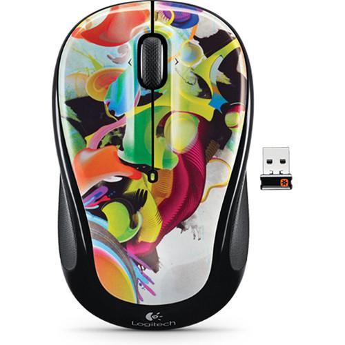 Logitech Wireless Mouse M325 (Liquid Color)