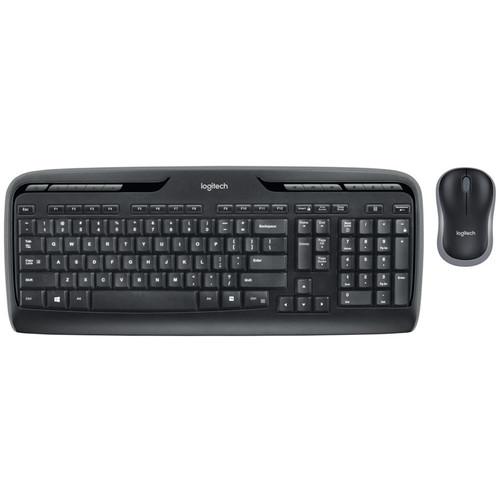 Logitech MK320 Wireless Desktop