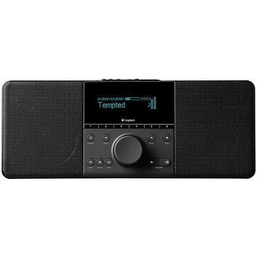 Logitech Squeezebox Boom Music System