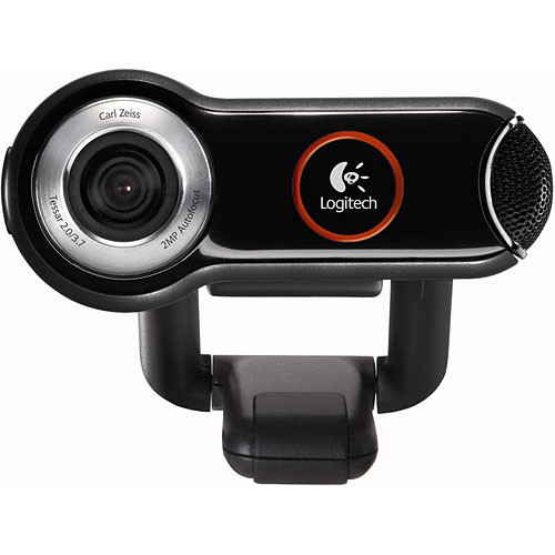Logitech QuickCam Pro 9000 USB 2.0 Webcam - 2MP