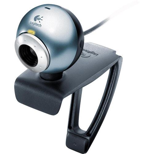 logitech quickcam messenger usb webcam 960 000161 b h photo. Black Bedroom Furniture Sets. Home Design Ideas
