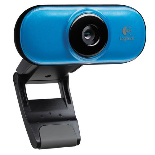 Logitech Webcam C210 (Blue)