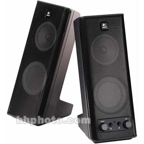 Logitech X-140 Stereo Speaker System - 5W