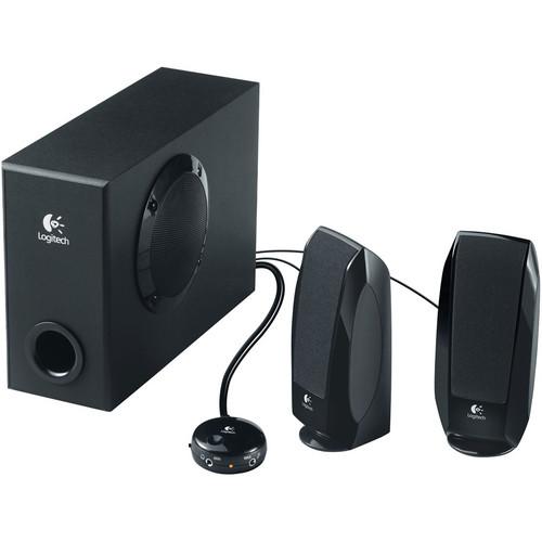 Logitech S-220 Speaker System