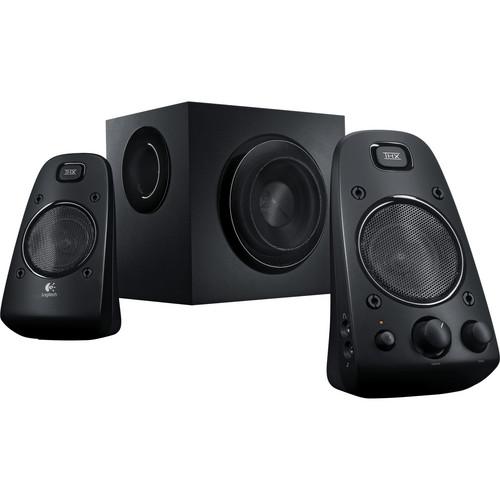 Logitech Z623 THX-Certified 2.1 Speaker System