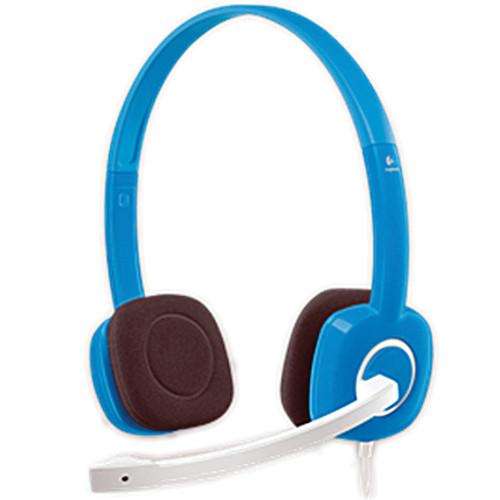 Logitech H150 Stereo Headset (Blue)