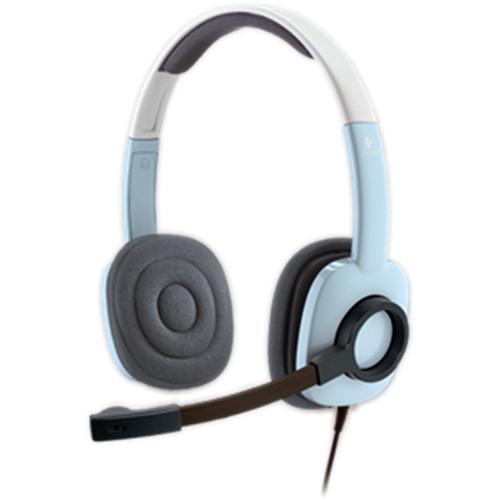 Logitech H250 Stereo Headset (Blue)