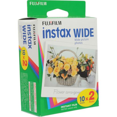 Lomography Instax 210 Instant Color Print Film (20 Shots)