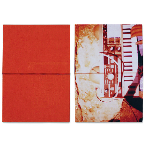 Lomography Photo Accordion Landscape 1 (Orange)