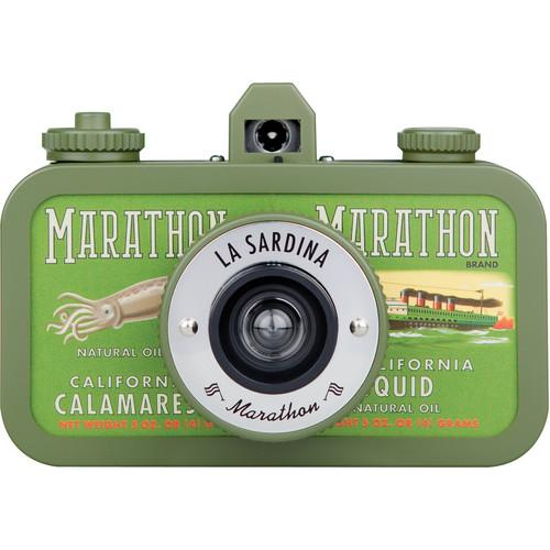 Lomography La Sardina Marathon Camera