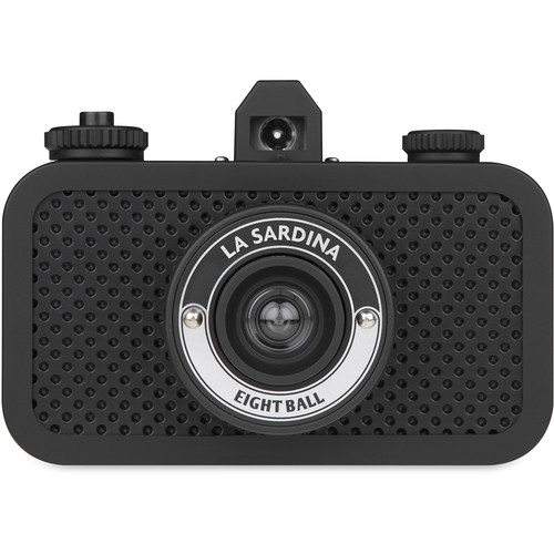 Lomography La Sardina 8Ball Camera