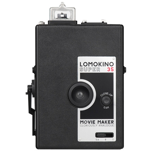 Lomography LomoKino 35mm Film Camera