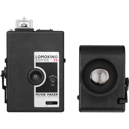 Lomography LomoKino 35mm Movie Camera with LomoKinoScope