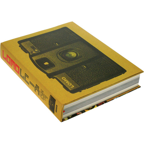 Lomography Lomo LC-A Big Book