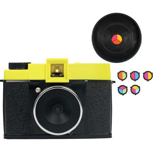 Lomography Lomo Diana Multi-Pinhole Operator Camera