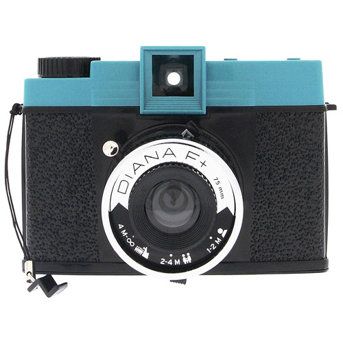 Lomography Diana+ Zone Focus Film Camera with 75mm Lens