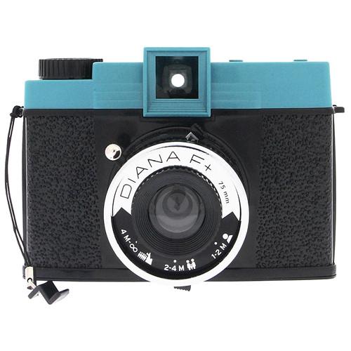 Lomography Diana+ Zone Focus Film Camera with 75mm Lens