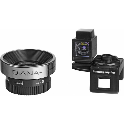 Lomography 38mm Super Wide Angle Lens for Diana+ Camera