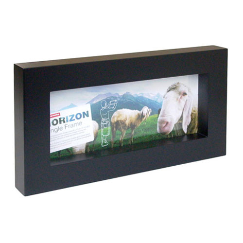 "Lomography 4 x 10"" Horizon Picture Frame (Wood)"