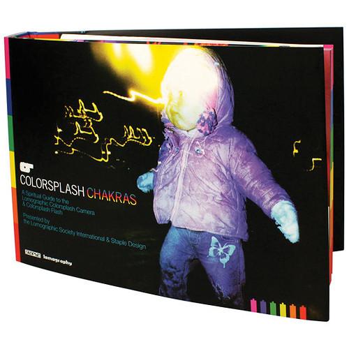Lomography Book: Colorsplash Chakras Book