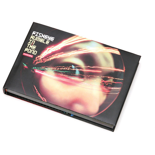 Lomography Book: Fisheye Book - Rumble in the Pond