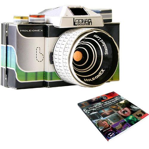 Lomography 35mm Paper Pinhole Camera