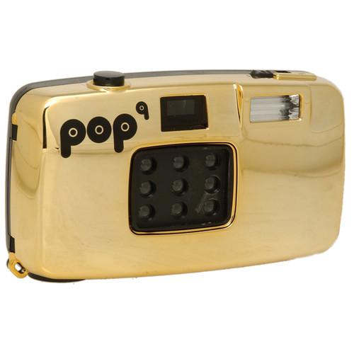 Lomography Pop 9 9-Lens Camera Kit - Gold