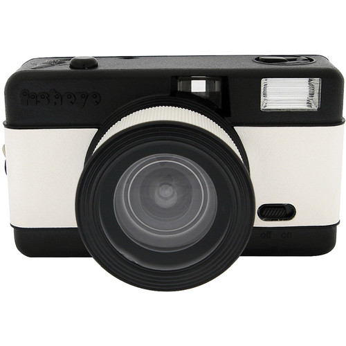 Lomography Fisheye  Fixed Focus Camera Kit - Black