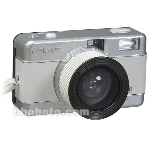 Lomography Fisheye  Fixed Focus Camera Kit - Silver