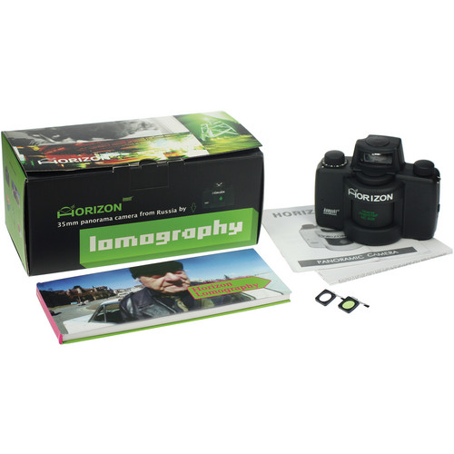 Lomography Horizon Kompakt Panoramic Camera