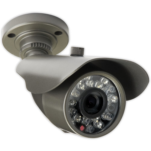 Lorex by FLIR LBC6041 Super Resolution Weatherproof Night Vision Security Camera