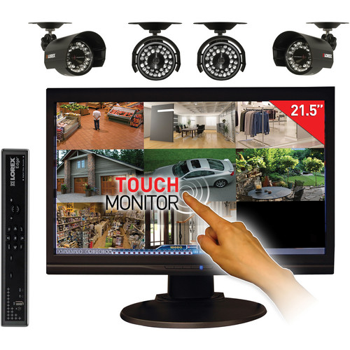Lorex by FLIR 8-Channel Edge+ Security Camera System