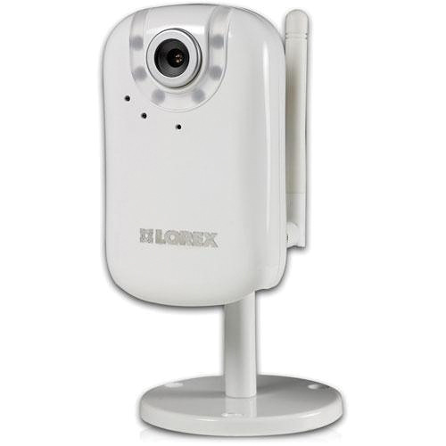 Lorex by FLIR Wireless Day/Night Easy Connect Network Camera