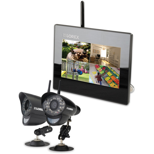 Lorex by FLIR LW292 Wireless System with SD DVR