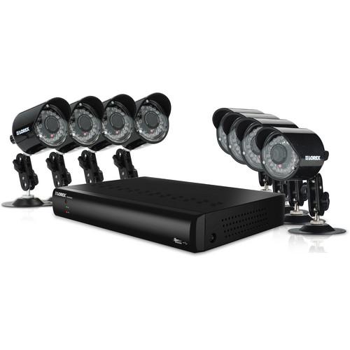 Lorex by FLIR 8-Channel LH010 ECO BLACKBOX Series Security Camera System