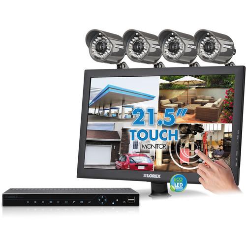 Lorex by FLIR LH3381001C4T22B Security Camera System