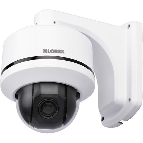 Lorex by FLIR LZC7091B 960H Super+ Resolution PTZ Speed-Dome Camera with 10x Optical Zoom
