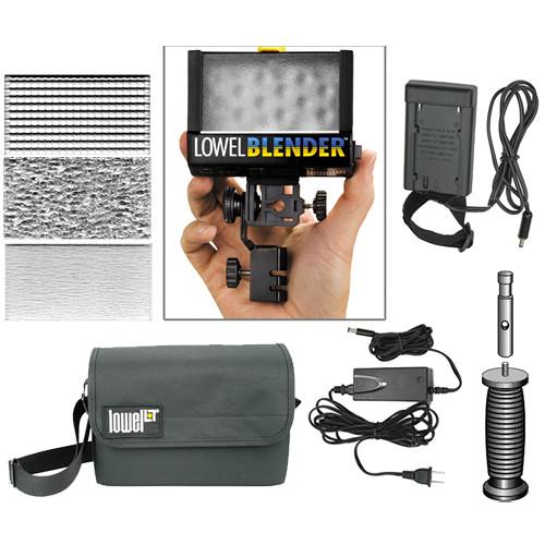 Lowel Blender AC/DC Kit (120/240 VAC / 12 VDC)