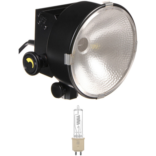 Lowel DP Focus Flood Light, Bulb (120-240VAC)
