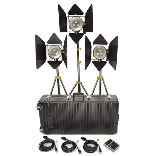 Lowel DP-3 Three-Light Kit